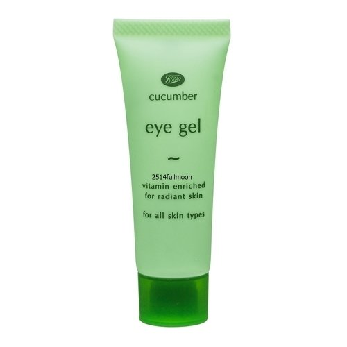 15 g. Boots Cucumber Eye Gel Enriched With Vitamins For Radiant Skin All Skin Type