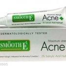 7g. Smooth E Reduce Acne Immediately Maximum Strength Salicylic Acid Hydro Gel