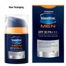 50 ml. Vaseline Men Face Anti Spot Whitening SPF30 PA+++ Total Fairness Serum