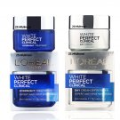 Set Of L'Oreal White Perfect CLINICAL Day Cream SPF19 PA+++ & Overnight Treatment