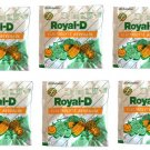 10 sachets Royal - D Electrolyte Beverage for Athletes,Fitness,Sport Rehydrate and Replace