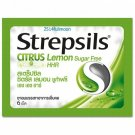 3 Packs STREPSIL CITRUS LEMON Lozenges For The Relief Of SORE THROATS
