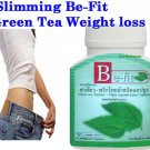 60 Capsules Be-Fit Green Tea Extract Black Pepper Slimming Weight Loss Pills