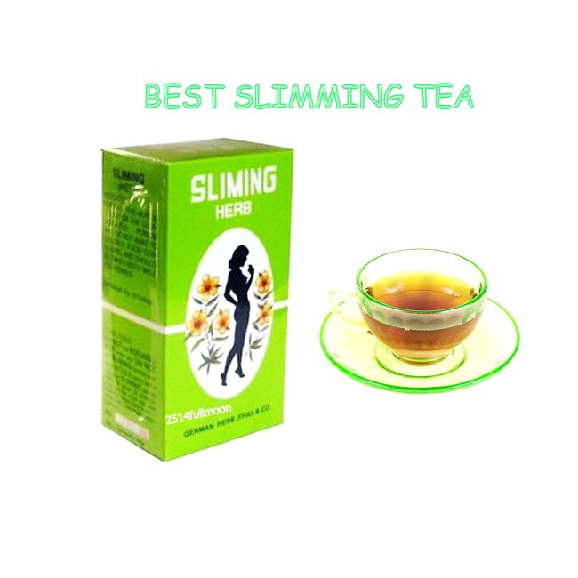 50 Bags GERMAN HERB SLIMMING TEA Lose Weight Reduction Fit Firm Detox Laxative