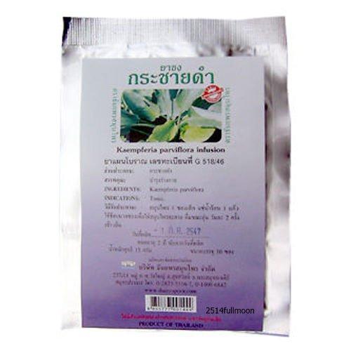 40 Teabags Herbal Krachaidam Premium Tonic Tea Digestion Blood Heart Brain Live Kidney