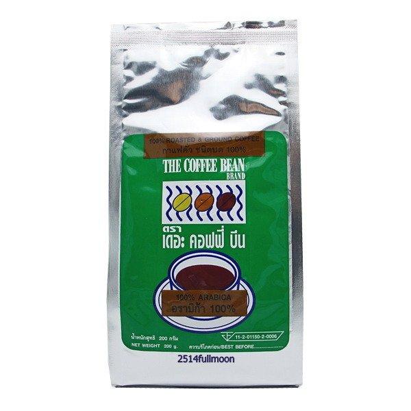200 g. The Coffee Bean Roasted Ground Coffee ARABICA
