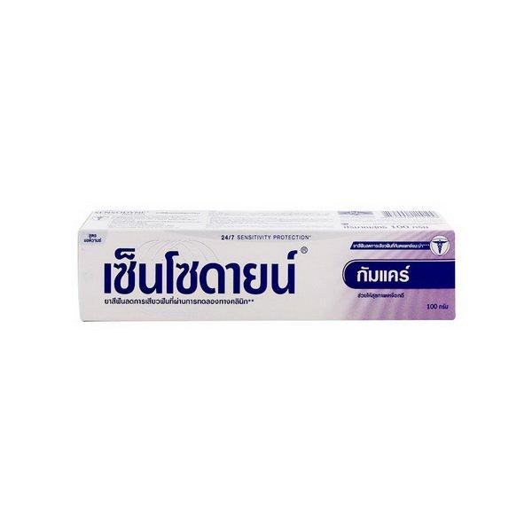 100 g. Sensodyne Gum Care Toothpaste Reduce Tooth Sensitivity