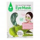 3 Bags 3 Pairs Baby Bright Aloe Vera & Fresh Collagen Eye Mask