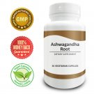 Pure Science Ashwagandha 500mg - Contains 1.5% Withanolides Standardized Extract