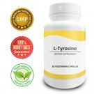 Pure Science L-Tyrosine 700mg - Reduces Blood Pressure & Alleviates Stres