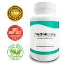 Pure Science Methylfolate 1000mcg - Prenatal Care & Promotes Cell Regeneration