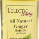 Ginger All Natural Bath Oil