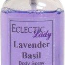Lavender Basil Body Spray