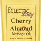 Cherry Almond Massage Oil