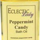 Peppermint Candy Bath Oil