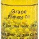 Grape Perfume Oil, Roll On Perfume Oil
