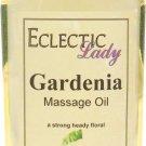 Gardenia Massage Oil