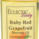 Ruby Red Grapefruit Massage Oil