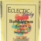 Bubblegum Bath Oil