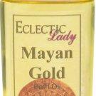 Mayan Gold Bath Oil