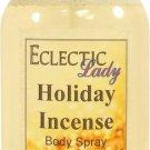 Holiday Incense Body Spray