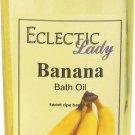 Banana Bath Oil