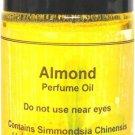 Almond Perfume Oil, Roll On Perfume Oil