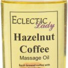 Hazelnut Coffee Massage Oil