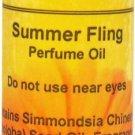 Summer Fling Perfume Oil, Roll On Perfume Oil