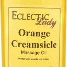 Orange Creamsicle Massage Oil