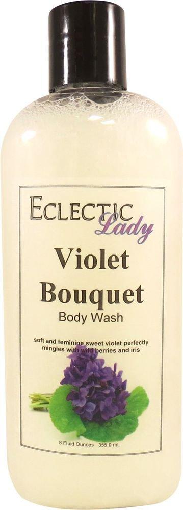 Violet Bouquet Body Wash