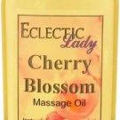 Cherry Blossom Massage Oil