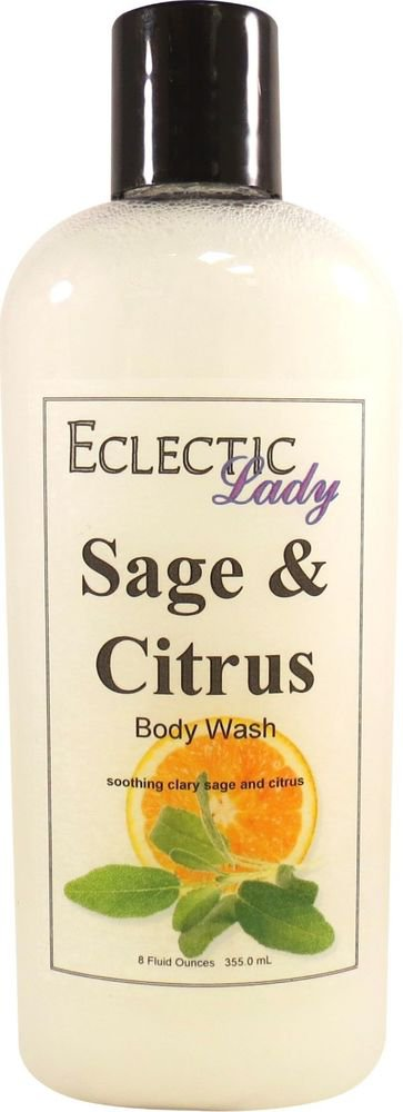 Sage and Citrus Body Wash