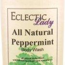 Peppermint Essential Oil Body Wash