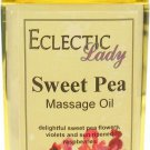 Sweet Pea Massage Oil