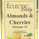 Almonds and Cherries Massage Oil