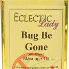 Bug Be Gone All Natural Massage Oil