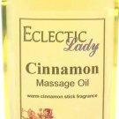 Cinnamon Massage Oil