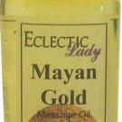 Mayan Gold Massage Oil