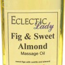 Fig And Sweet Almond Massage Oil