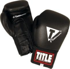 TITLE platinum series glove