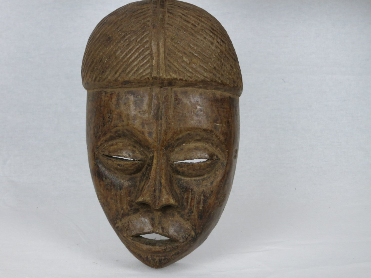 Tribal art mask-CHGOKWE- DR Congo