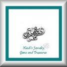 Children's Fine Jewelry Fancy Sweet 16 Sterling Necklace/ Free Shipping