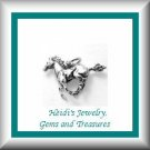 Children's Fine Jewelry Mustang Necklace/Boys & Girls/ Free Shipping