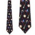 Celebration (Navy) Necktie Mens Tie