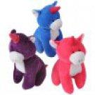 Sitting Unicorn Plush Animals