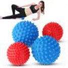 Spiky Massage Ball for Plantar Fasciitis Stress Reflexology Porcupine Sensory Ball Set, 4pcs Pack