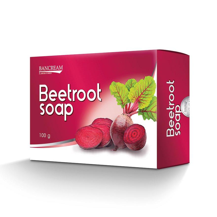 Bancream Beetroot Whitening Soap