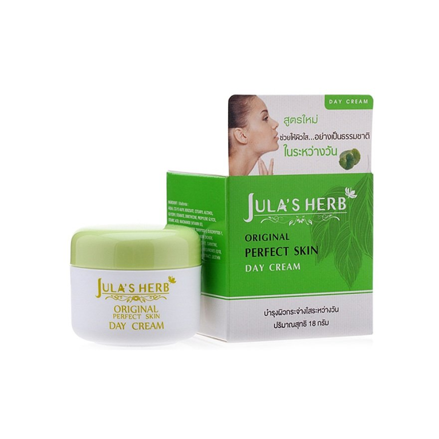 Jula's Herb Original Perfect Skin day Cream 18 g