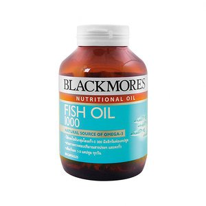 Blackmores Fish Oil 1000 Mg 80 Cap